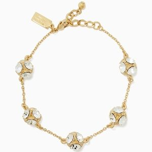 NWT Kate Spade Gold Lady Marmalade Bracelet